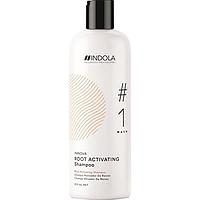 Шампунь активізує ріст волосся Indola Root Activating 300ml Shampoo