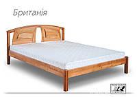 """Кровать деревянная """"Британия"""""""