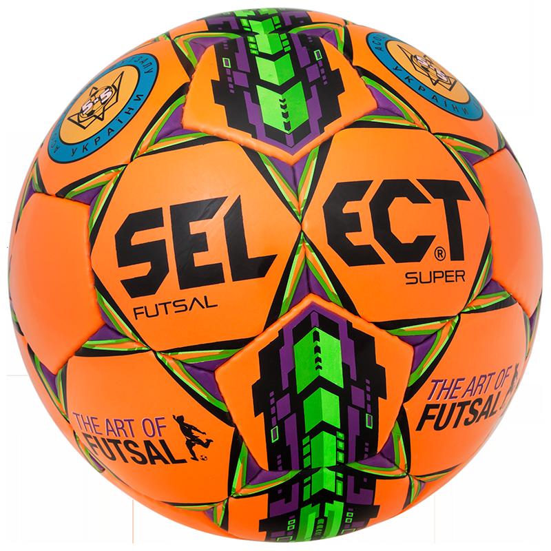 Мяч футзальный SELECT Futsal Super (FIFA Quality PRO) AFU Logo