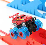 Набор Trix Trux машинка Трикс Тракс реплика машинка монстр траки вездеход авто трек подарок для ребёнка, фото 4
