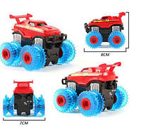 Набор Trix Trux машинка Трикс Тракс реплика машинка монстр траки вездеход авто трек подарок для ребёнка, фото 5