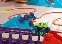 Набор Trix Trux машинка Трикс Тракс реплика машинка монстр траки вездеход авто трек подарок для ребёнка, фото 3