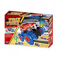 Набор Trix Trux машинка Трикс Тракс реплика машинка монстр траки вездеход авто трек подарок для ребёнка, фото 2