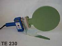 Нагревательный элемент для стыковой сварки TE 230  Herz