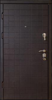 Каскад Венге. Дверь входная