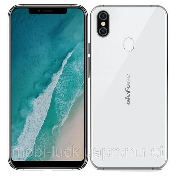 UleFone X  2 сим,5,85 дюйма,8 ядер,64 Г,13\16 Мп,3300 мА\ч.