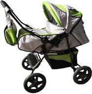Детская коляска-трансформер Trans Baby Dolphin 43/16