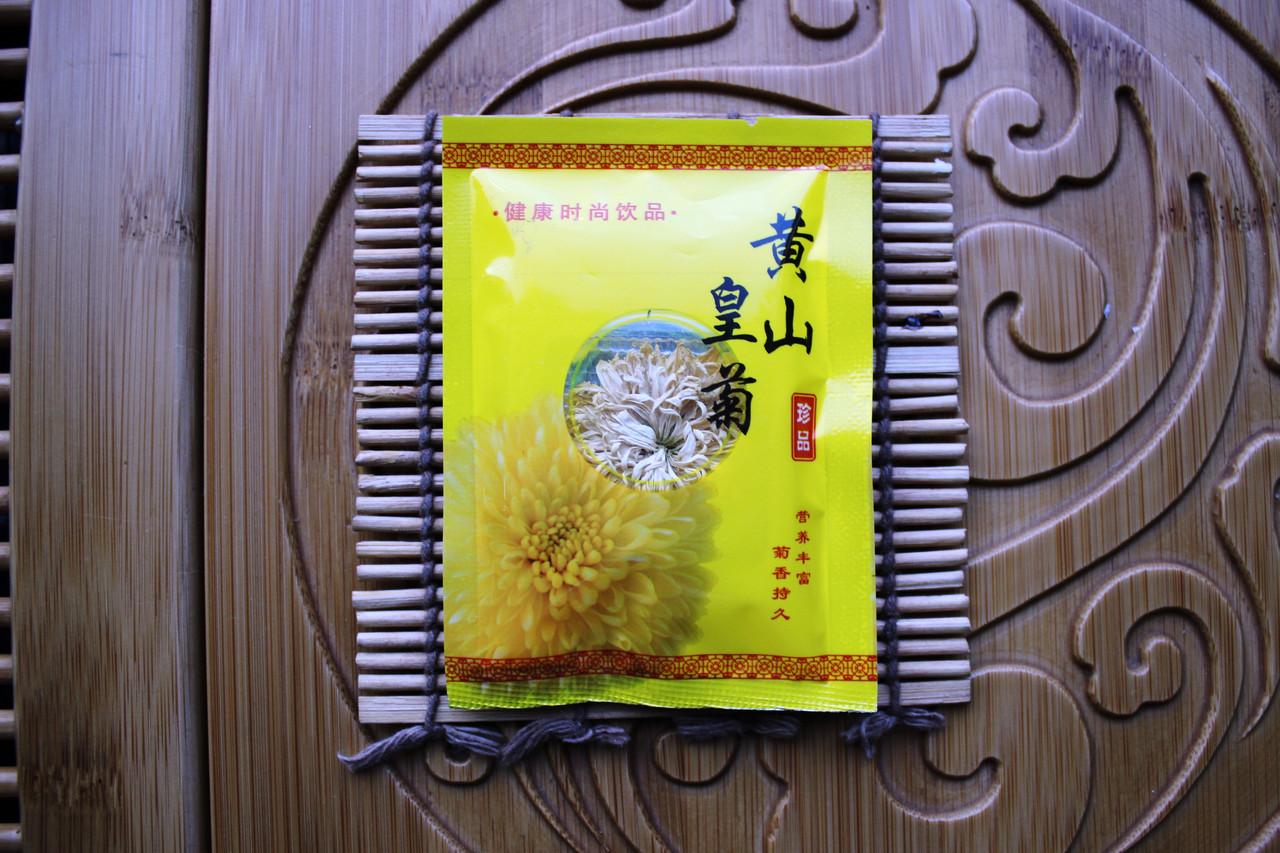 Лікувальний чай з квітки хризантеми, 5 шт