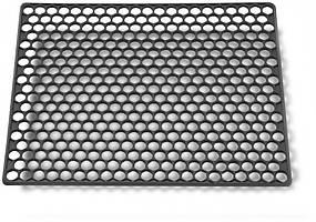 Придверний гумовий килимок Сота 60*90