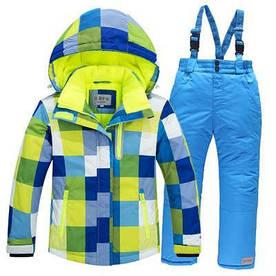 Лыжный костюм для взрослых #1