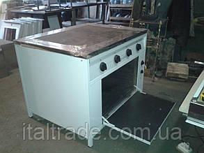 Плита электро четырех конф ПЭ-4 Эконом с духовкой