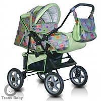 Детская коляска-трансформер Trans Baby Dolphin 43/CuE