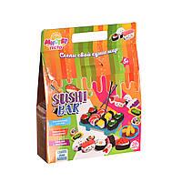 Творчество и рукоделие «» (71207) Набор для творчества Мистер тесто - Sushi bar, 26 элем.