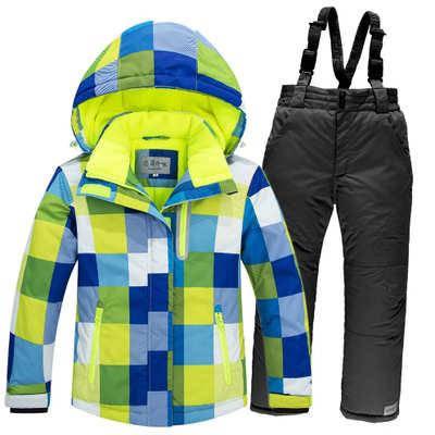 Лыжный костюм для взрослых #3