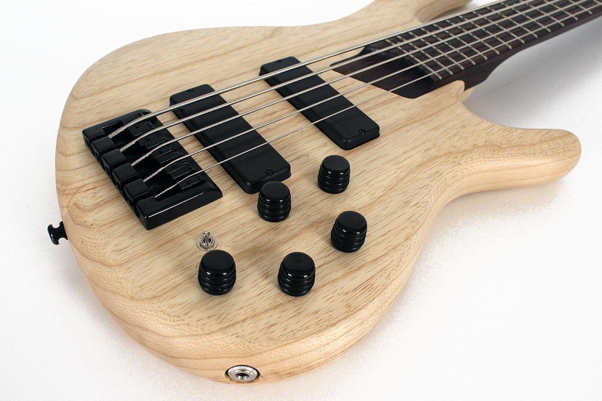 Бас-гітара CORT B5 Plus AS