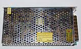 Блок живлення 12V 20A, металевий корпус, фото 3