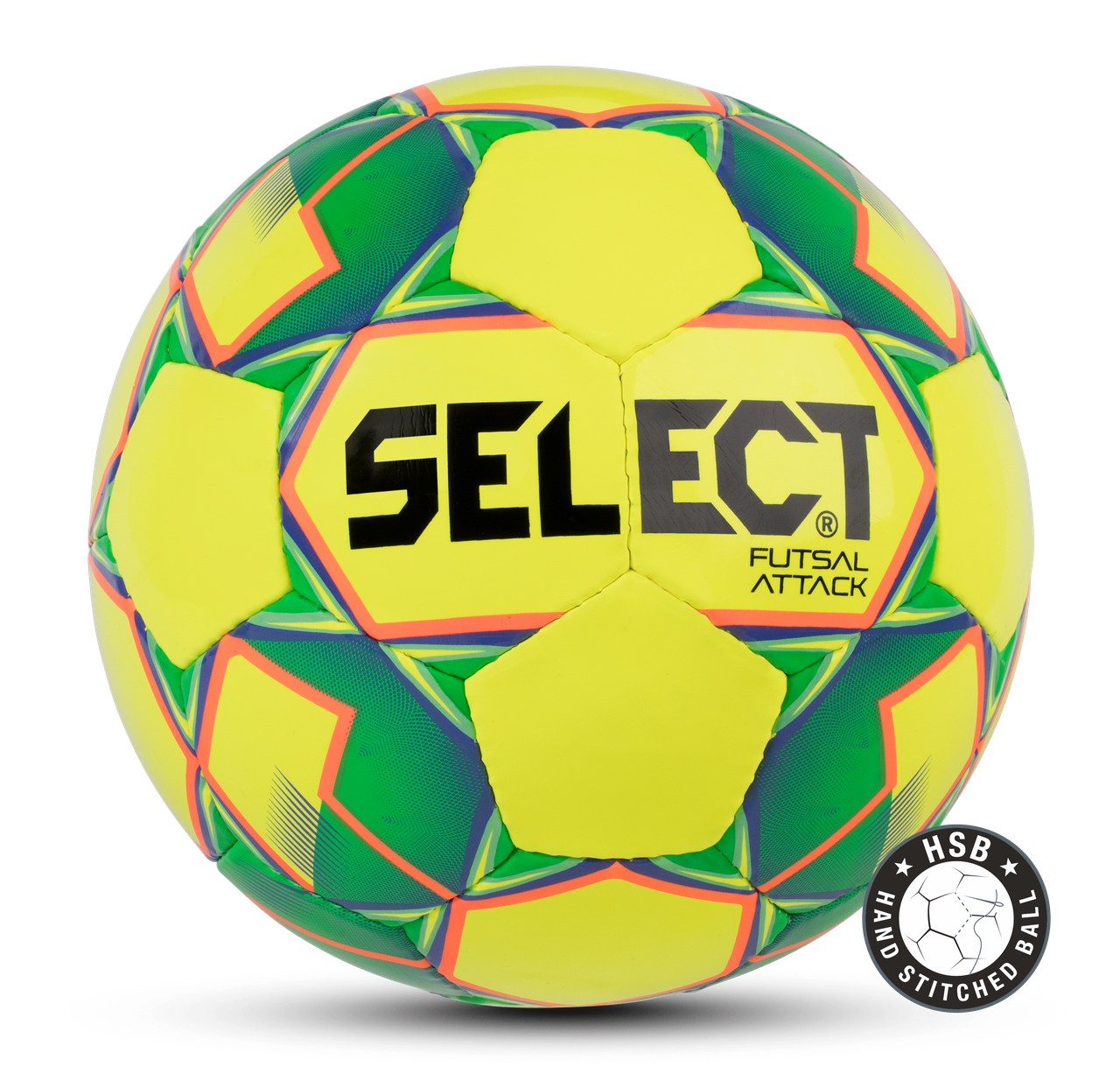 Мяч футзальный SELECT Futsal Attack Shiny