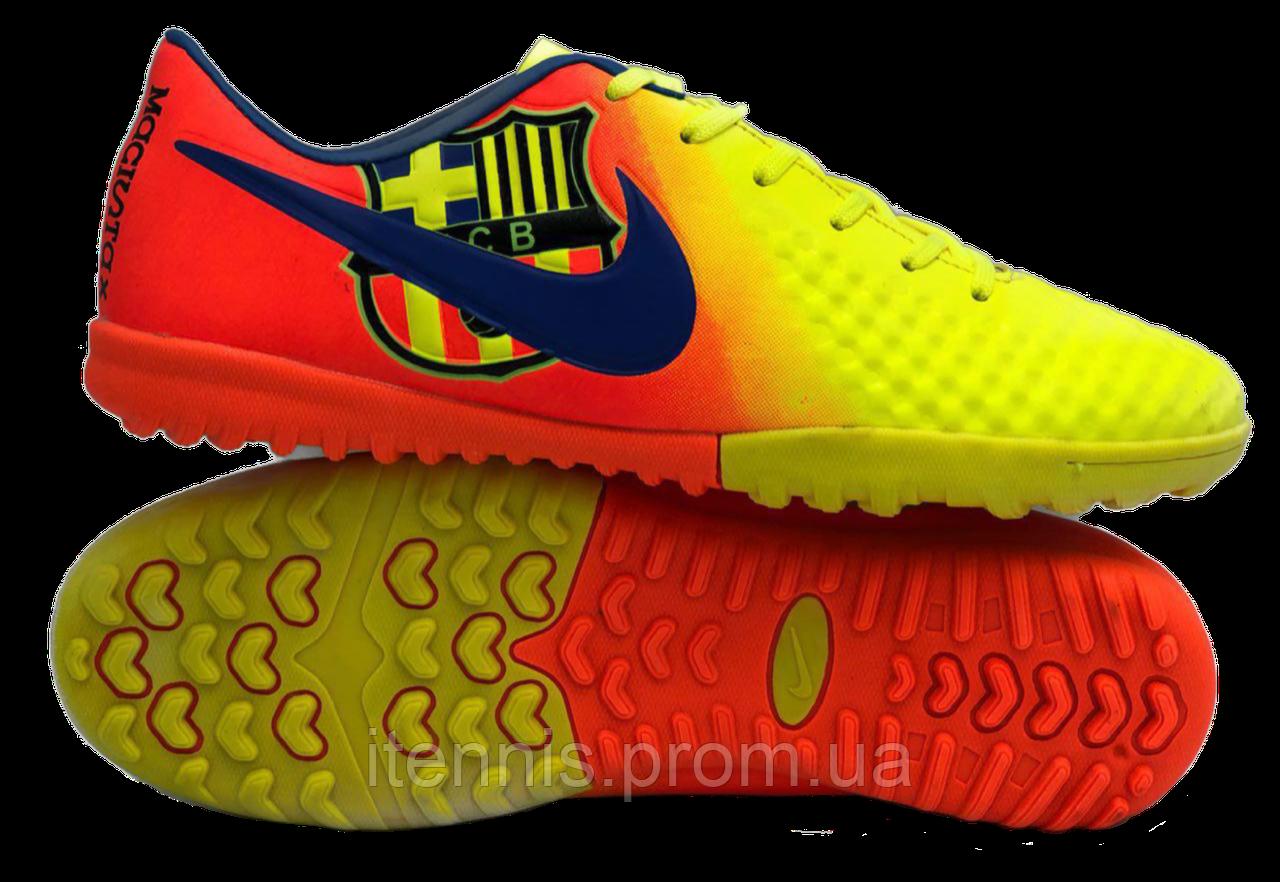 Сороконожки взрослые Nike Barcelona (p. 40-45) NEW!