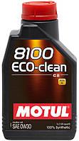 MOTUL 8100 Eco-Clean 0W-30 1л.