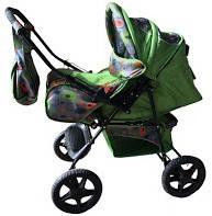 Детская коляска-трансформер Trans Baby Dolphin CuE/96