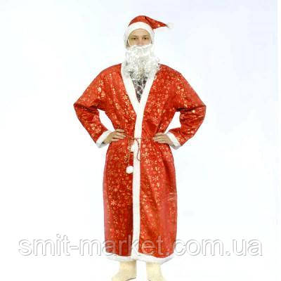 Карнавальный костюм Деда Мороза, фото 2