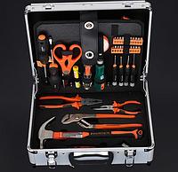 Набор инструментов 103 предмета, алюминиевый кейс Harden Tools 510703, фото 1