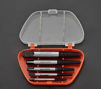 Набор экстракторов для поврежденных шпилек 5 штук M3-M14 Harden Tools 610555, фото 1