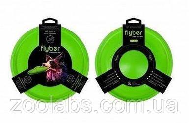 Летающая тарелка flyber для собак 22 см