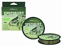Леска Energofish ET Specialist Carp Brown-Green 300m 0.20mm 5.12kg (33200020)