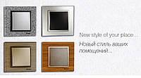 STYLE (MONO ELECTRIC, Турция) - выключатели и розетки, фото 1