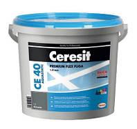 Ceresit CE 40 Trend Collection 2 кг Эластичный водостойкий цветной шов до 6 мм блестящий агат 05