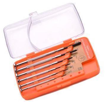 Набор прецизионных отверток для точных работ, 6 штук Harden Tools 550121