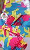 Детский лыжный костюм - Розовый милитари, фото 4