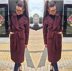 Женское пальто турецкий кашемир, фото 3