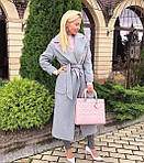 Женское пальто турецкий кашемир, фото 2