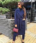 Женское пальто турецкий кашемир, фото 5