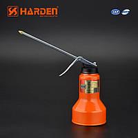 Нагнетатель для масла ручной (масленка) 300 мл Harden Tools, фото 1