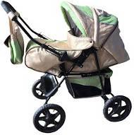 Детская коляска-трансформер Trans Baby Dolphin Q1/24
