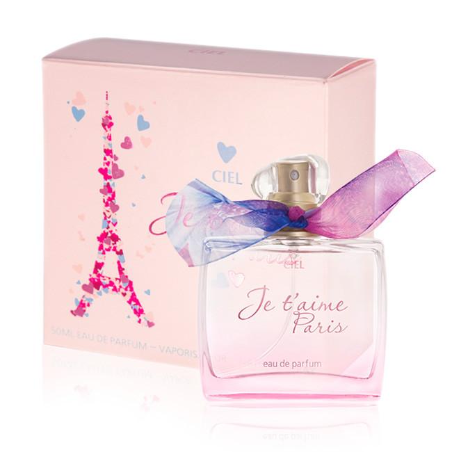 Je t'aime Paris парфюмерная вода Ciel 50 мл \ Ci - 20521