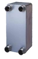 Паяный пластинчатый теплообменник Swep B200