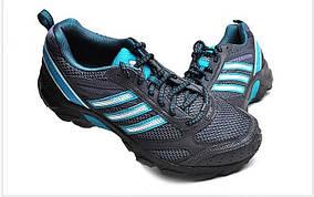 Кроссовки женские adidas Trainer W G13736 (темно-серые, для бега, текстильный верх, весна/лето, бренд адидас)