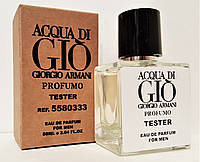 Парфюмированная вода в тестере Giorgio ARMANI Acqua di Gio PROFUMO 50 мл, фото 1