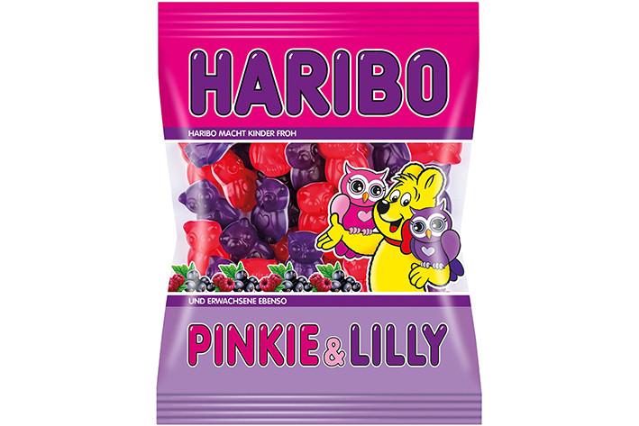 Конфеты желейные Haribo Pinkie & Lilly, 200г