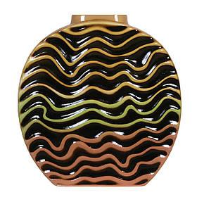 Ваза керамічна Хвиля