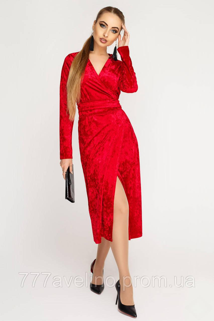 Женское  длинное платье модное