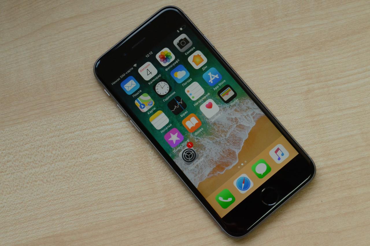 Apple iPhone 6s 64Gb Space Gray Neverlock Оригинал!