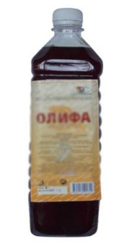 Олифа натуральная 1л