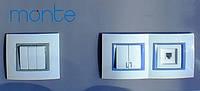 MONTE (MONO ELECTRIC, Турция) - выключатели и розетки, фото 1