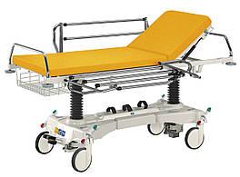 Каталка для транспортировки пациентов WP-09.0 2-х /4-х секционная