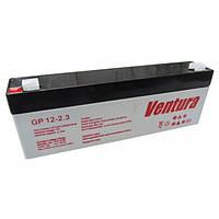 Герметизированный свинцово-кислотный аккумулятор Ventura GP 12-2,3